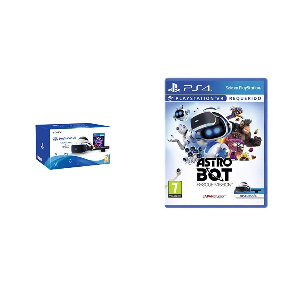 Sony PlayStation VR + Cámara + VR Words