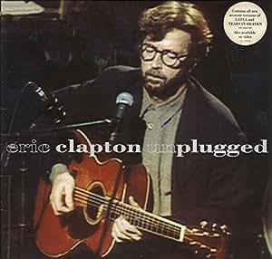 Clapton Unplugged Laser Vinyl Amazon Co Uk Music