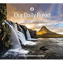 Our Daily Bread January 2020 Calendar -Wall Amazon.co.uk: Our Daily Bread Ministries: Books