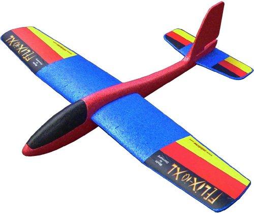 Preisvergleich Produktbild Wurfgleiter Felix-IQ ' XL - The Big One ' - Looping & Gleitflug - Qualität 100% Made in Germany - Farblich Sortiert