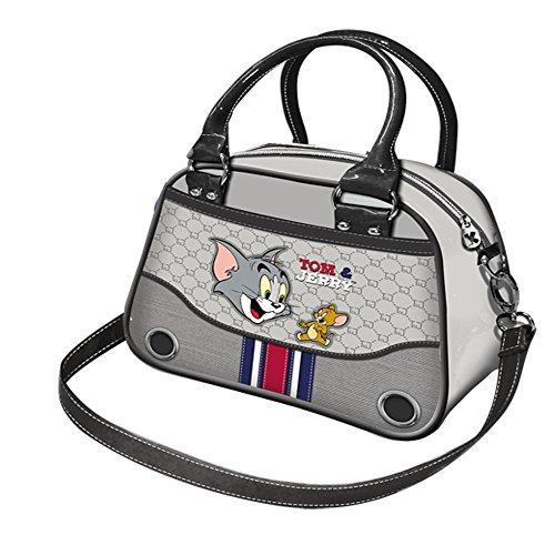 Tom and Jerry , Damen Bowlingtasche
