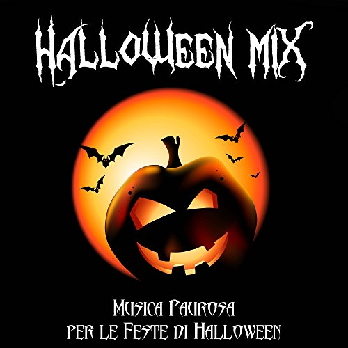 ire Music for Halloween Party Ideas) (Musica Halloween-mix)