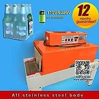 Yoli® 0–12M/min vermitteln Speed Weit Infrarot Schrumpfschlauch Verpackung Maschine, transparent Kunststoff Film Hitze Schrumpffolie Maschine für PVC POF PP