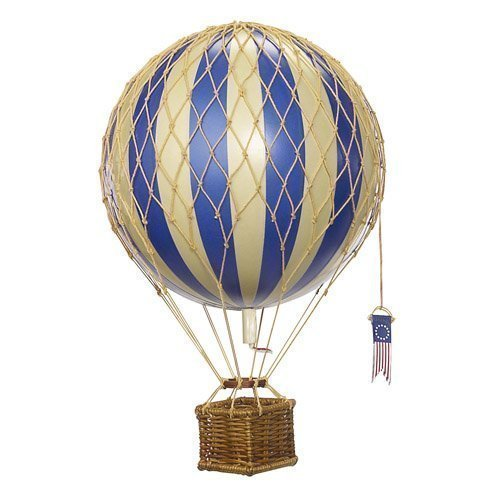 Authentic Models - Dekoballon - Ballon - Pastel Regenbogen - 8 cm