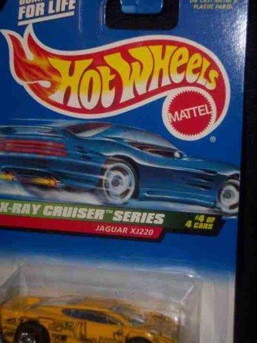 X-Ray Cruiser Series #4 Jaguar XJ220 #948 Mint by Hot Wheels