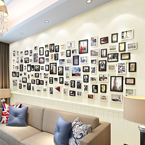 Seso uk set di cornici multifunzione cornice per foto - Cornici da parete per foto ...