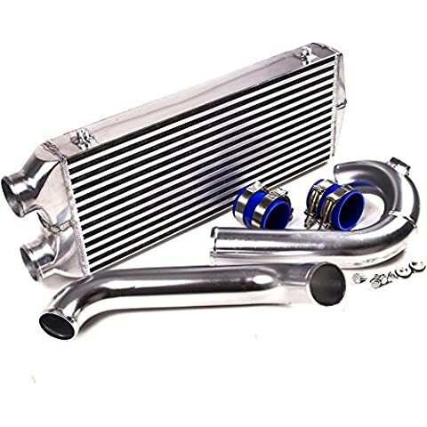 UK-Performance-Parts - Kit intercooler FMIC, posizionamento frontale turbo, per Volkswagen Golf MK4 1.8T GTI 97-06