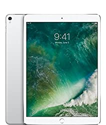 Apple iPad Pro MPHH2HN/A Tablet (10.5 inch, 256GB, Wi-Fi + 4G LTE), Silver