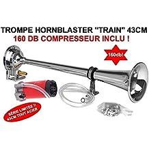 Serie Limitada. 160db. La Celebre Sirene hornblaster en Kit 100% completo Pret AU montaje en 5MN. Trompe 43cm 160db + compresor + cableado. introuvable. Raid Preparation 4x 4Faucet Donaldson Topspin Snorkel