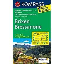 BRIXEN/BRESSANONE 56  1/50.000