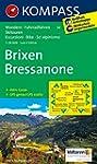 Brixen /Bressanone: Wanderkarte mit A...