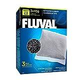 Fluval Mechanische Schwamm für die Filtration mit Aktivkohle für Filter C2