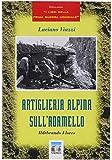 Artiglieria alpina sull'Adamello