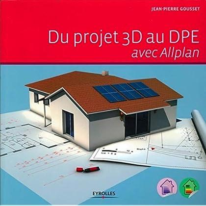 Du projet 3D au DPE avec Allplan