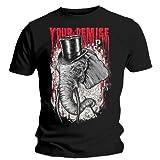 Loud Distribution Your Demise Elephant Mens T-Shirt