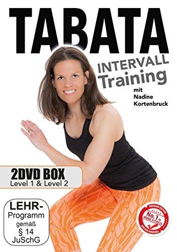 Tabata - Intervall Training [2 DVDs]