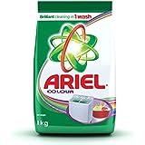 Ariel Colour Washing Detergent Powder 1 kg Pack