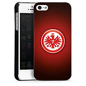 Apple iPhone 5 Hülle Schutz Hard Case Cover Eintracht Frankfurt Fanartikel SGE Bundesliga