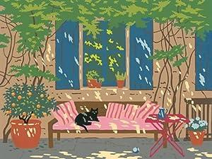Ravensburger 28815  - Paint by Numbers, idilio en la Sombra, 30x24 cm