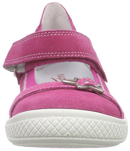 Superfit Tensy, Ballerines fille Rose (pink 63)