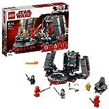 Lego Star Wars Sala del Trono di Snoke,, 5702016110647