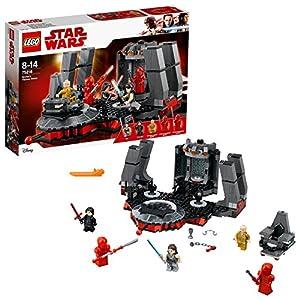 LEGO 75216 Star Wars TM Sala del Trono de Snoke 30