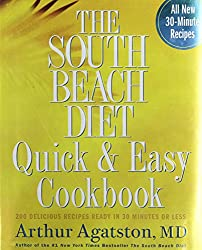 [SOUTH BEACH DIET QUICK AND EASY COOKBOOK] by (Author)Agatston, Arthur on Nov-25-05