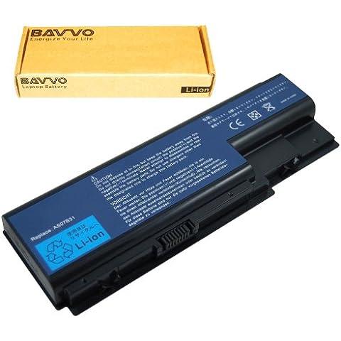 Bavvo Batería de Ordenador 8-células compatible con ACER 6935G-944G32Bn 6935G Series 6935 Series,