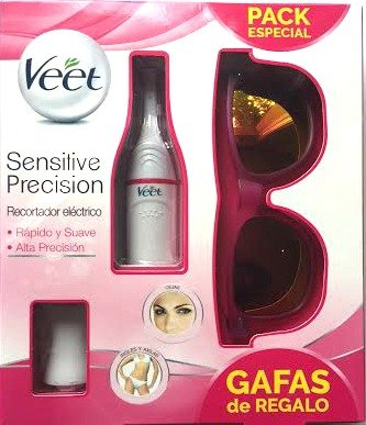 VEET Sensitive Precision + Espejo de REGALO