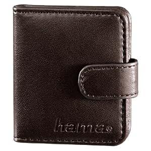 Hama 00095969 Vegas XS Memory Card Case for SD / MicroSD - Brown