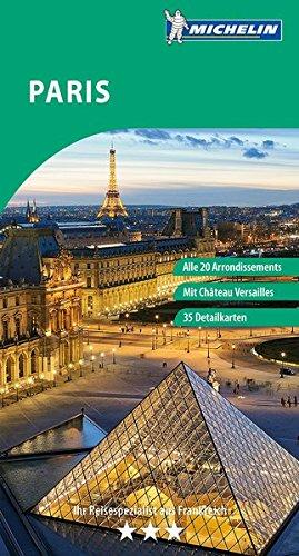 Paris (Grüne Reiseführer deutsch) (Champs-grün)