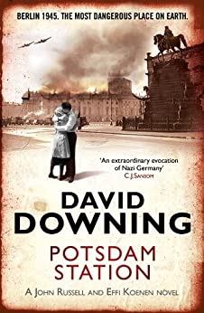 Potsdam Station (John Russell series Book 4) by [Downing, David]