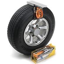 autoLIBERT Cadenas antideslizantes de los neumáticos de automóvil para coches 4x4 SUV camioneta. Ideal para