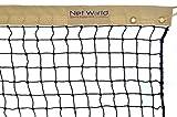 Tennisnetz für Doppel 12