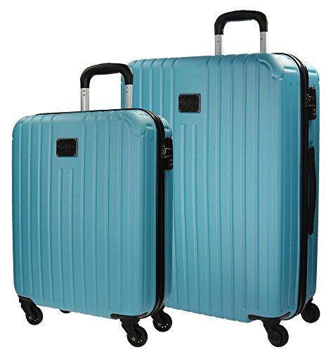 PEPE JEANS 7487954 Color Stripes Set de Bagage 67 cm 78,73 L Bleu