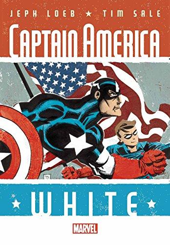 Captain America Weiß # 2(von 5) Comic Book
