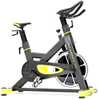 Preisvergleich für FitBike Indoor Cycle Race Magnetic Pro - 22 kg Schwungrad - Poly V-Riemen und Magnetisches Widerstandssystem - Mit SPD pedale - Spinning Fahrrad