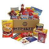 Geschenkidee Geschenkkörbe - Geschenkset Geschenkidee Ostpaket mit typischen Lebensmitteln der DDR