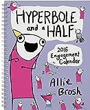Hyperbole and a Half 2016 Calendar