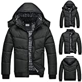Herren Winterjacke Zip Windbreaker Unisex Frauen Männer Kapuze Jacke Outdoor Fell Wolle Fleece Warme Winter Lange Kapuze Mantel Jacke Mode Wunderschön Design Warm Bequem