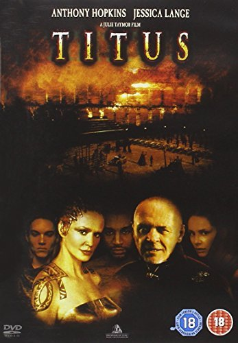 Titus [DVD] by Anthony Hopkins