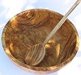 Cucchiaio da cucina le Gourmet–Olive Grana del legno con fine–oliato–30cm (senza ciotola)