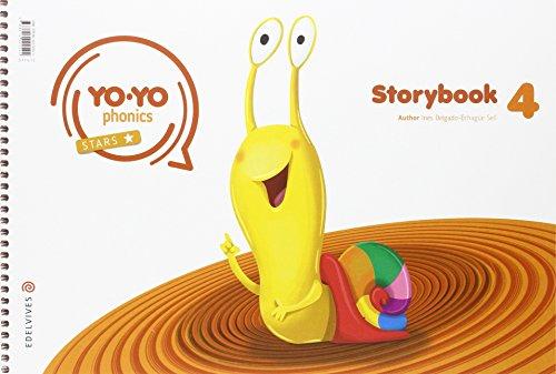 Yo-Yo Phonics -Pack Storybook 4 - 9788414002544 por Ines Delgado-Echagúe Sell