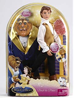 Disney Beauty and the Beast Gold Belle doll Mattel SG/_B000ITQ94Y/_US