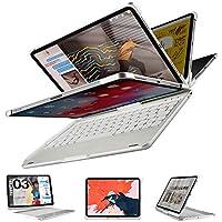 Funda de Teclado para iPad Pro 11 (2018), Cubierta con retroiluminación con Teclado