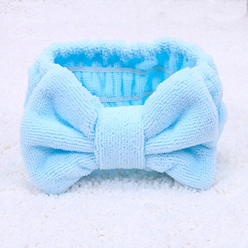 Solid Color Big Butterfly New Unique Cute Sweet Soft Head Band Hair Accessories Headdress