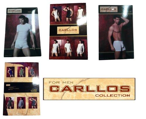 Carlos -  Boxer  - Uomo Rosso