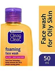 Clean & Clear Facial Wash, 50ml
