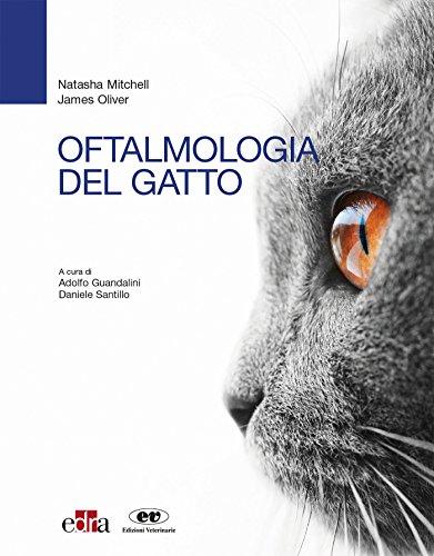 scaricare ebook gratis Oftalmologia del gatto PDF Epub