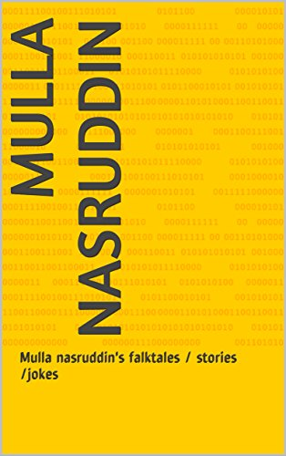 Mulla Nasrudin Stories In Pdf Download